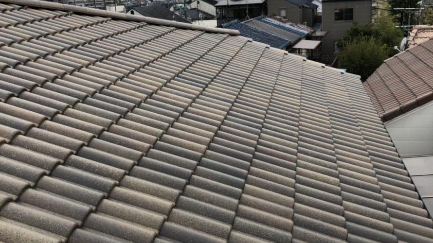 京都市伏見区にて屋根修理 ~完工~